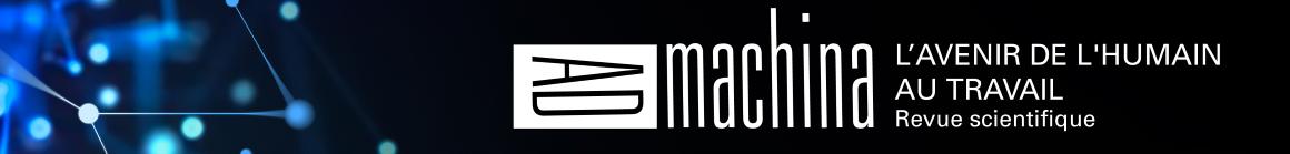 Logo de la revue Ad Machina