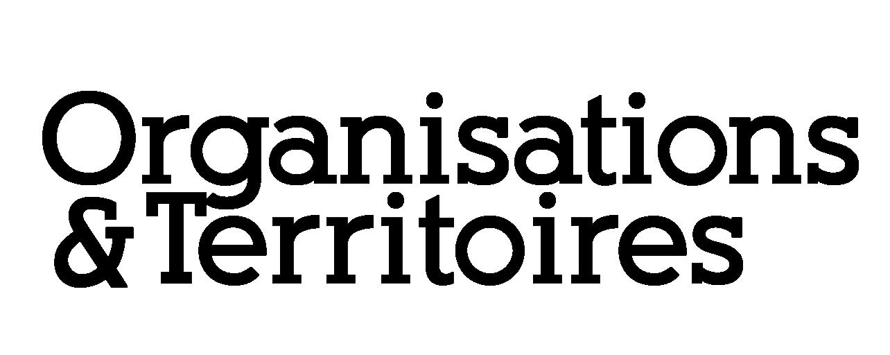 Logo de la revue Organisations & territoires