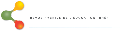 Revue hybride de l'éducation (RHÉ)